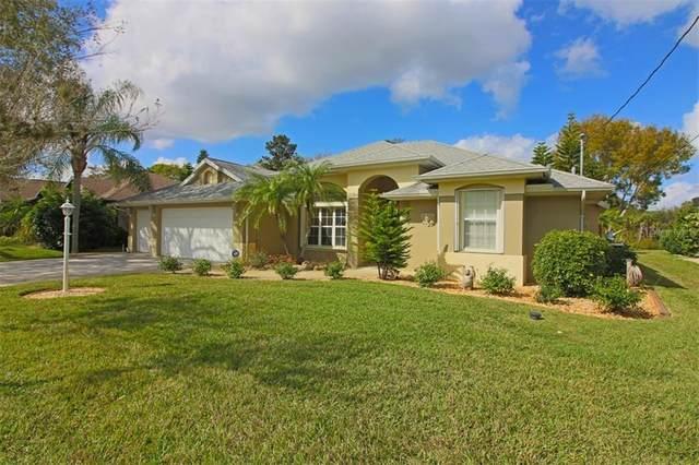 1328 W Hillsborough Boulevard, North Port, FL 34288 (MLS #C7425880) :: Pristine Properties