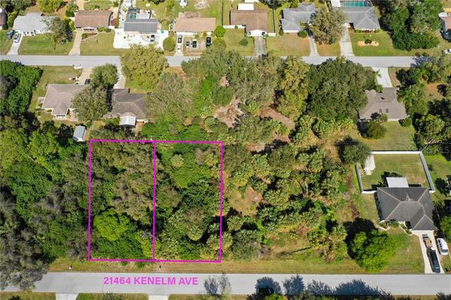 21456 Kenelm Avenue, Port Charlotte, FL 33952 (MLS #C7425887) :: The Heidi Schrock Team
