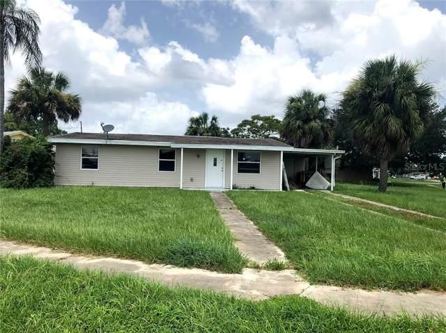 22152 Laramore Avenue, Port Charlotte, FL 33952 (MLS #C7425906) :: Gate Arty & the Group - Keller Williams Realty Smart