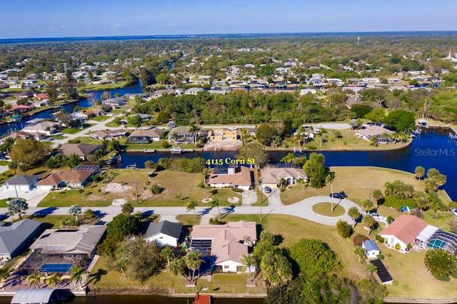 4115 Corn Street, Port Charlotte, FL 33948 (MLS #C7426489) :: The A Team of Charles Rutenberg Realty