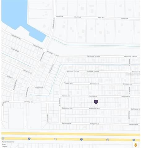 Bellefonte Avenue, North Port, FL 34286 (MLS #C7427042) :: The Duncan Duo Team