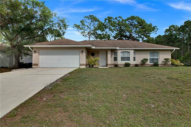 2524 Peake Street, North Port, FL 34286 (MLS #C7427120) :: The Robertson Real Estate Group