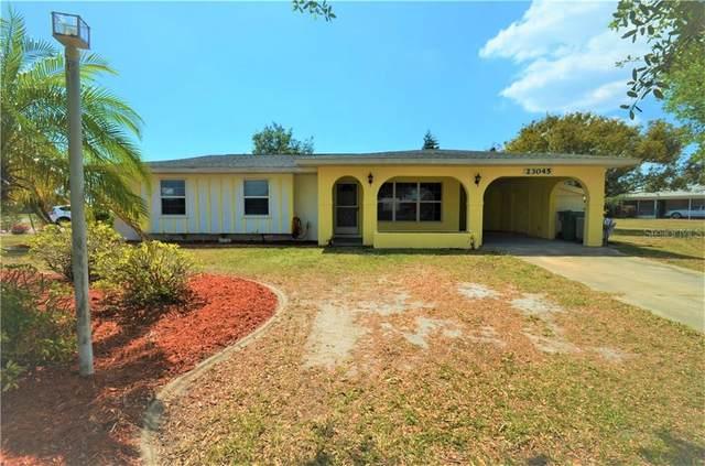 23045 Peyton Place, Port Charlotte, FL 33952 (MLS #C7427583) :: Pepine Realty