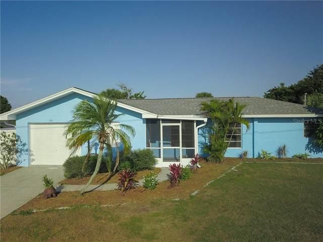 119 S Waterway Drive NW, Port Charlotte, FL 33952 (MLS #C7427626) :: The Duncan Duo Team