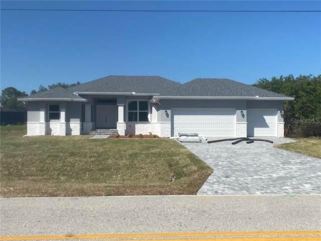 701 Boundary Boulevard, Rotonda West, FL 33947 (MLS #C7428009) :: The Duncan Duo Team