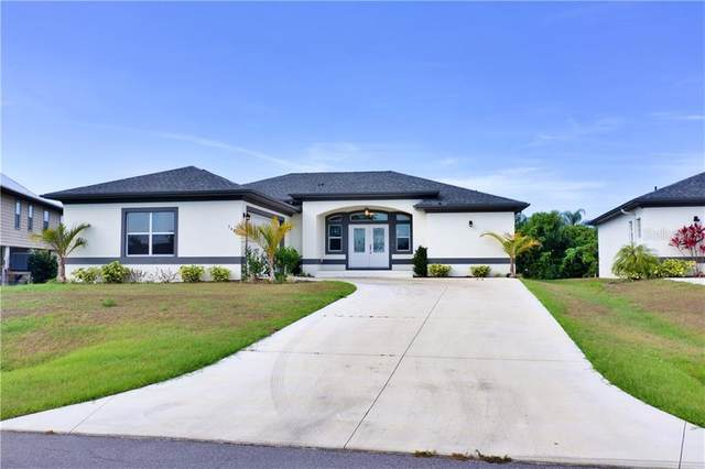 3436 Santa Clara Drive, Punta Gorda, FL 33983 (MLS #C7428047) :: Florida Real Estate Sellers at Keller Williams Realty