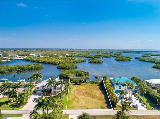 24091 Treasure Island Boulevard, Punta Gorda, FL 33955 (MLS #C7428339) :: Rabell Realty Group