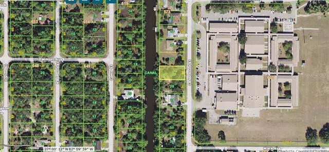2041 Cedarwood Street, Port Charlotte, FL 33948 (MLS #C7428701) :: The Light Team