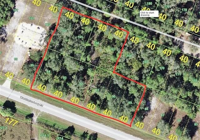33634 Washington Loop Road, Punta Gorda, FL 33982 (MLS #C7429440) :: Armel Real Estate