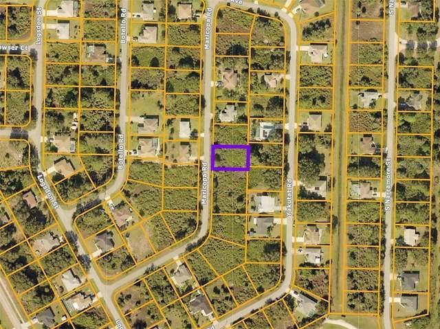 Maricopa Road, North Port, FL 34287 (MLS #C7429487) :: Team Pepka
