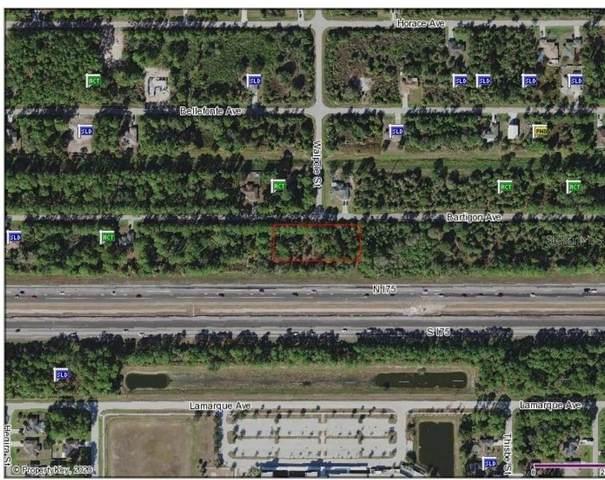 Bartigon Avenue, North Port, FL 34286 (MLS #C7430046) :: Team Borham at Keller Williams Realty
