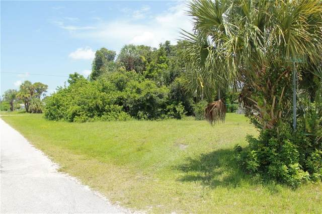 San Juan Drive, North Port, FL 34287 (MLS #C7430123) :: Team Bohannon Keller Williams, Tampa Properties