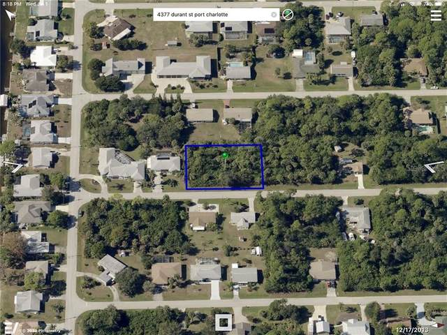 4377 Durant Street, Port Charlotte, FL 33948 (MLS #C7430528) :: Premium Properties Real Estate Services