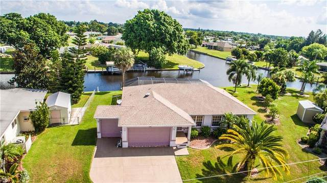 156 Buckeye Avenue NW, Port Charlotte, FL 33952 (MLS #C7430834) :: Burwell Real Estate