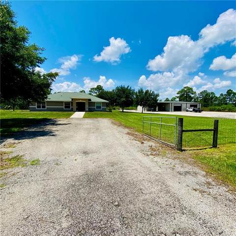 706 Mandarin Street, Lake Placid, FL 33852 (MLS #C7431130) :: Team Buky