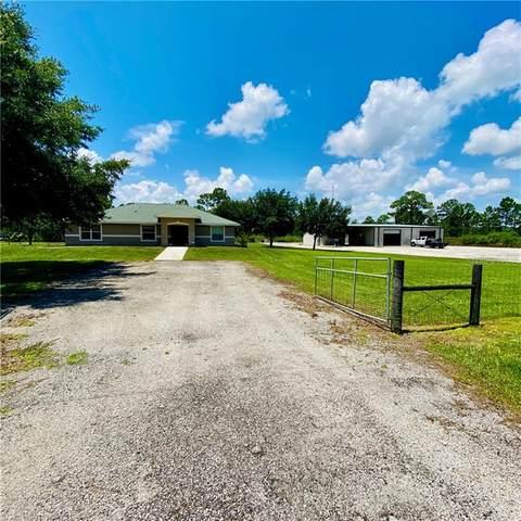 706 Mandarin Street, Lake Placid, FL 33852 (MLS #C7431130) :: Key Classic Realty