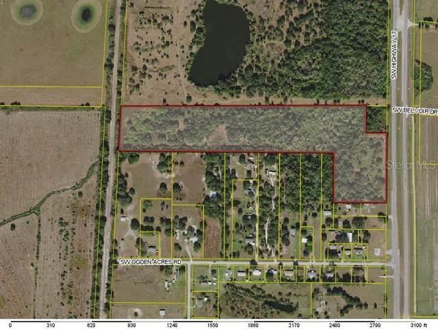 SW Hwy 17, Arcadia, FL 34269 (MLS #C7431382) :: Rabell Realty Group