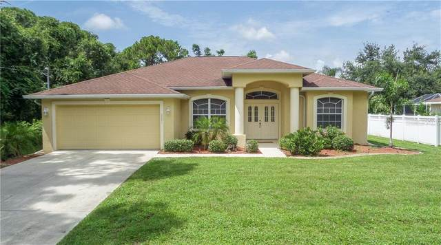 2291 Music Lane, North Port, FL 34286 (MLS #C7431411) :: Team Bohannon Keller Williams, Tampa Properties