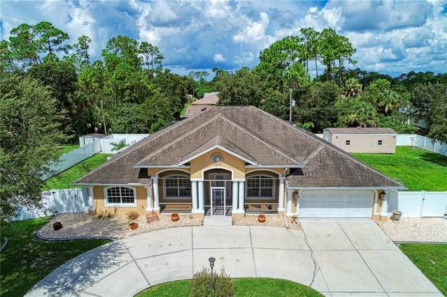 906 Phyllis Terrace, Port Charlotte, FL 33948 (MLS #C7431638) :: Baird Realty Group