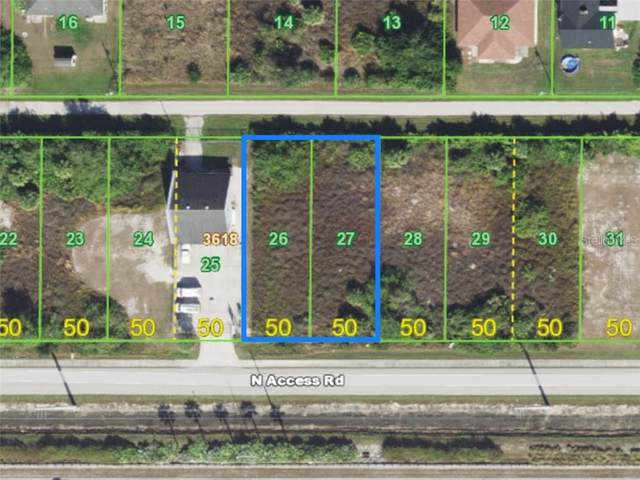 3988 N Access Road, Englewood, FL 34224 (MLS #C7431691) :: The Lersch Group
