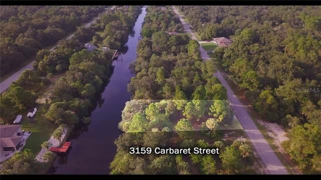 3159 Cabaret Street, Port Charlotte, FL 33948 (MLS #C7432464) :: Bustamante Real Estate