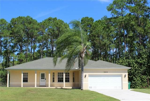 12602 Chamberlain Boulevard, Port Charlotte, FL 33953 (MLS #C7434061) :: Griffin Group