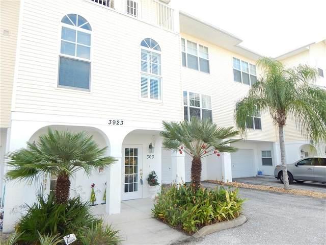 3923 Cape Haze Drive #303, Rotonda West, FL 33947 (MLS #C7435299) :: Keller Williams Realty Peace River Partners
