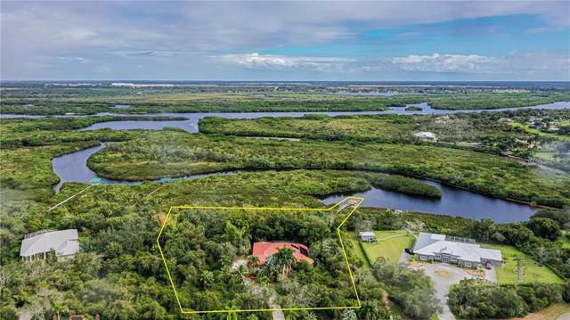 120 Herons Cove Drive, Punta Gorda, FL 33983 (MLS #C7435395) :: Baird Realty Group