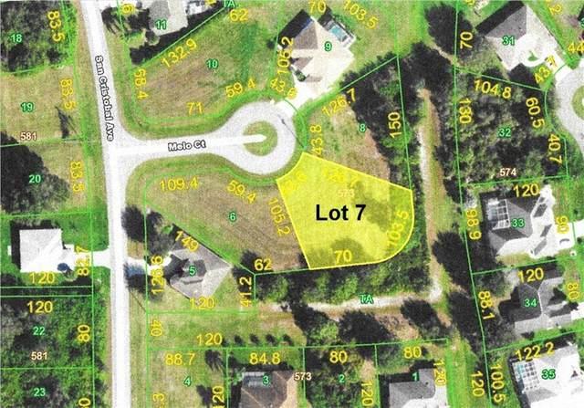 26325 Melo Court, Punta Gorda, FL 33983 (MLS #C7436627) :: Positive Edge Real Estate