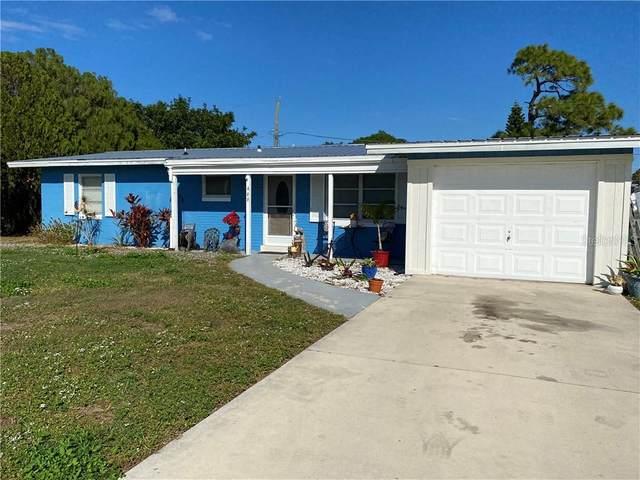 466 Blossom Avenue NW, Port Charlotte, FL 33952 (MLS #C7436820) :: Lockhart & Walseth Team, Realtors