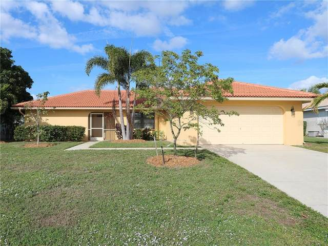 816 Via Formia, Punta Gorda, FL 33950 (MLS #C7436883) :: Sarasota Home Specialists