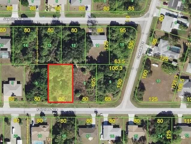 516 Fairview Avenue NW, Port Charlotte, FL 33952 (MLS #C7437880) :: Lockhart & Walseth Team, Realtors
