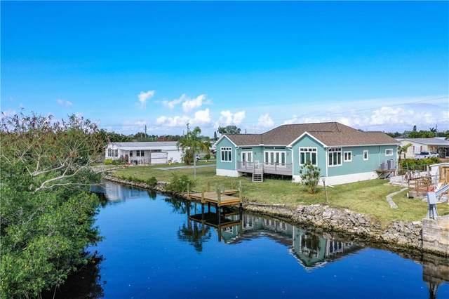 631 Tahiti Court, Punta Gorda, FL 33950 (MLS #C7438822) :: Premier Home Experts