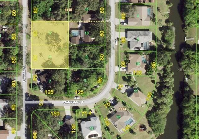 1346 Fireside Street, Port Charlotte, FL 33952 (MLS #C7440540) :: The Price Group