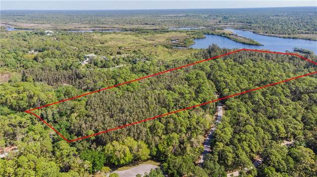 0 N River Road Lot 58, Venice, FL 34293 (MLS #C7440802) :: Bustamante Real Estate