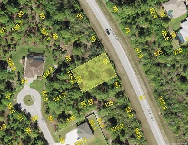 14539 San Domingo Boulevard, Port Charlotte, FL 33981 (MLS #C7441439) :: The Lersch Group
