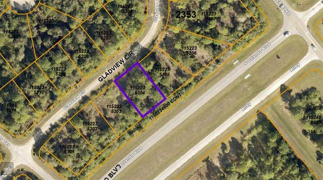 Lot 4 Gladview Circle, North Port, FL 34288 (MLS #C7441954) :: Armel Real Estate