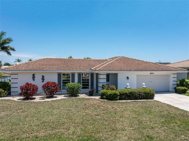 820 Pamela Drive, Punta Gorda, FL 33950 (MLS #C7442119) :: The Robertson Real Estate Group