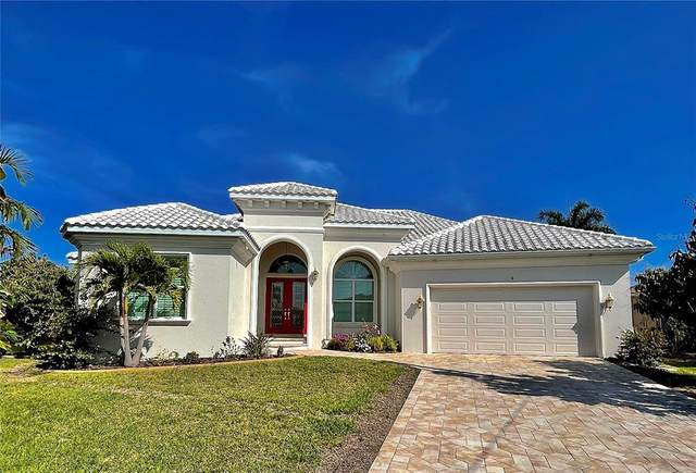 1356 Grebe Drive, Punta Gorda, FL 33950 (MLS #C7442516) :: Realty Executives in The Villages