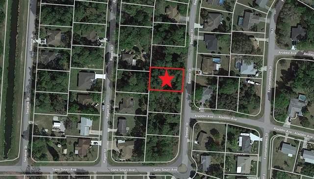 Lot 36 Beeber Street, North Port, FL 34287 (MLS #C7442892) :: Armel Real Estate