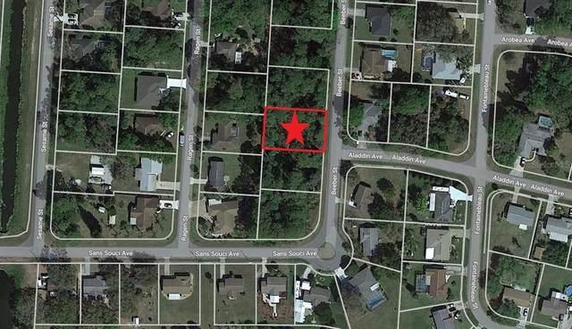 Lot 37 Beeber Street, North Port, FL 34287 (MLS #C7442893) :: Armel Real Estate