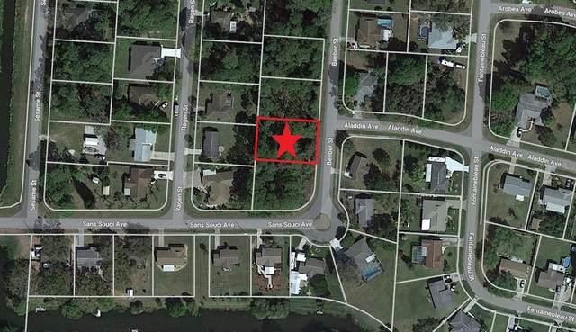 Lot 38 Beeber Street, North Port, FL 34287 (MLS #C7442894) :: Armel Real Estate