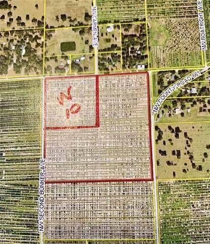 NW Coker Street, Arcadia, FL 34266 (MLS #C7442912) :: Bob Paulson with Vylla Home