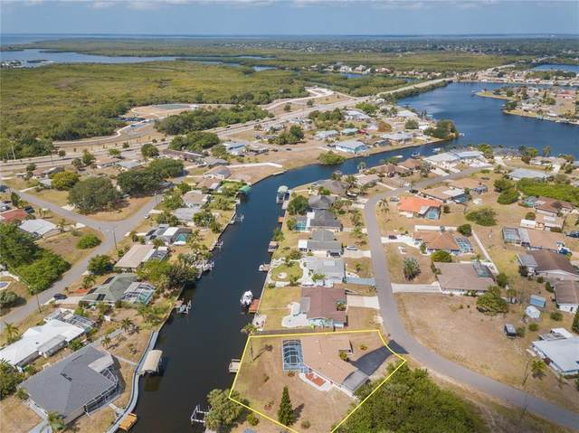 171 N Waterway Drive, Port Charlotte, FL 33952 (MLS #C7443335) :: Armel Real Estate