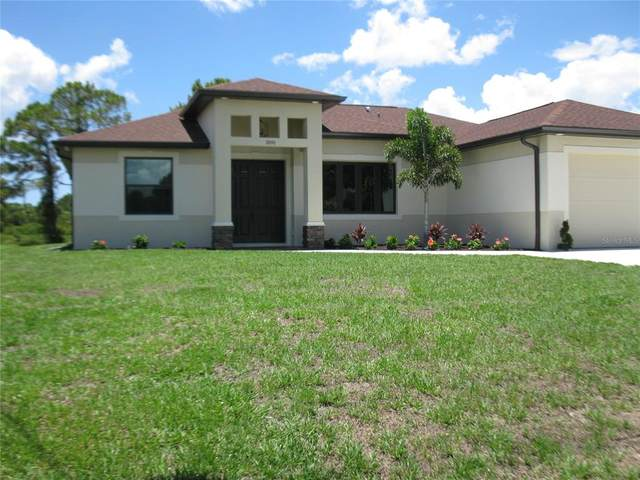1891 Florala Street, North Port, FL 34287 (MLS #C7444053) :: The Hustle and Heart Group