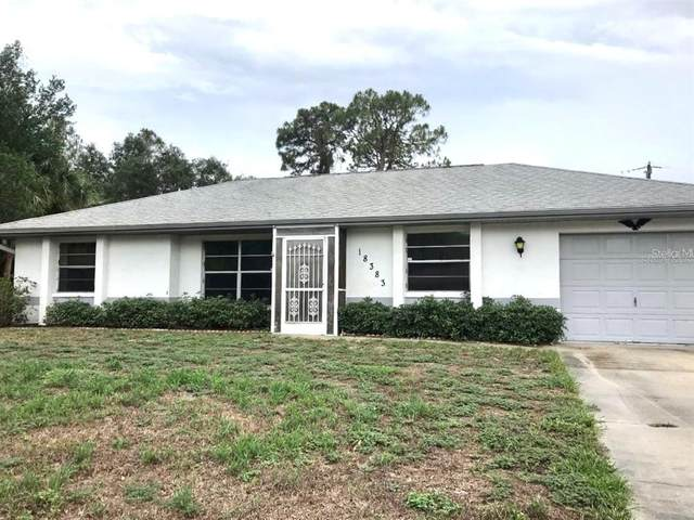 18383 Poston Avenue, Port Charlotte, FL 33948 (MLS #C7444183) :: Frankenstein Home Team