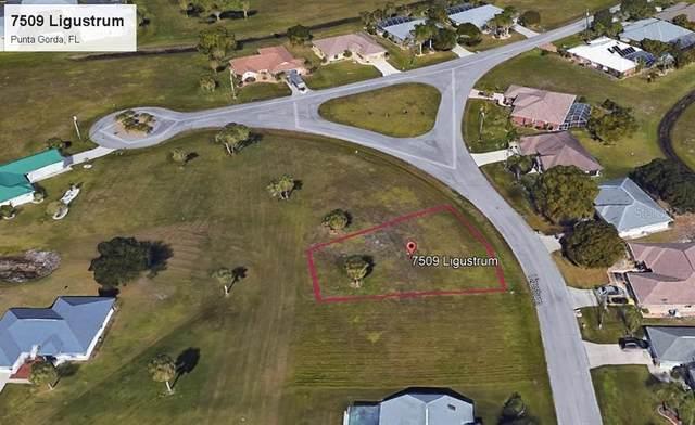 7509 Ligustrum, Punta Gorda, FL 33955 (MLS #C7444663) :: Your Florida House Team