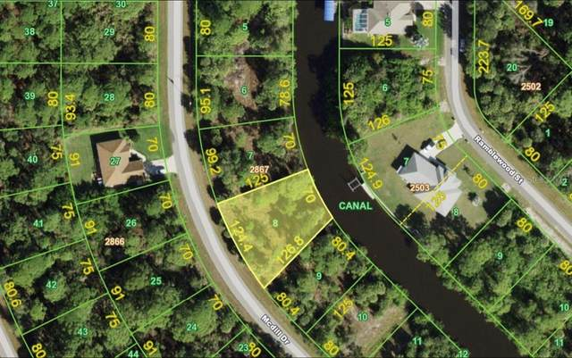 348 Mcdill Drive, Port Charlotte, FL 33953 (MLS #C7444691) :: RE/MAX Marketing Specialists