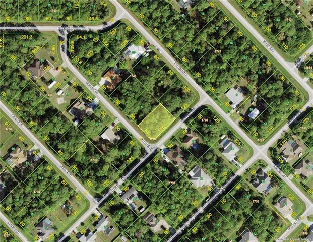 5177 Venus Terrace, Port Charlotte, FL 33981 (MLS #C7446635) :: The BRC Group, LLC