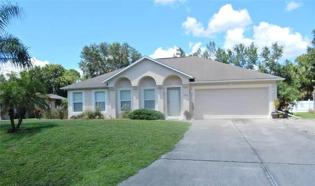 1614 Nicollett Avenue, North Port, FL 34286 (MLS #C7446654) :: Godwin Realty Group